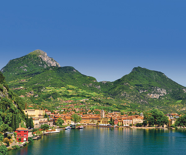 Your Lake Garda Holiday begins with Sunway