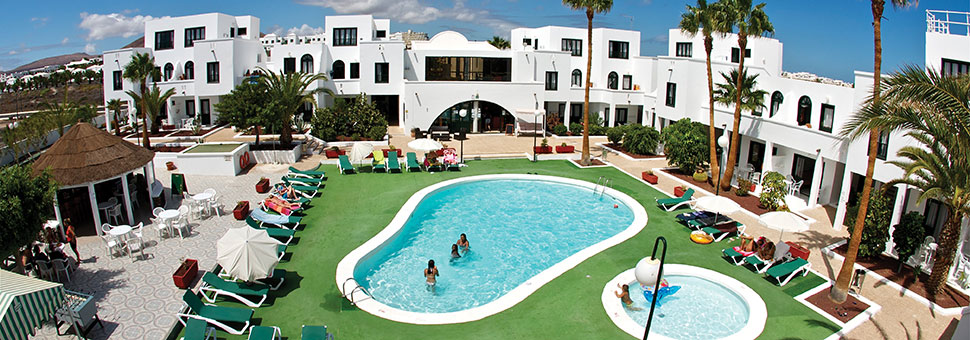 H10 Suites Lanzarote Gardens Holidays with Sunway