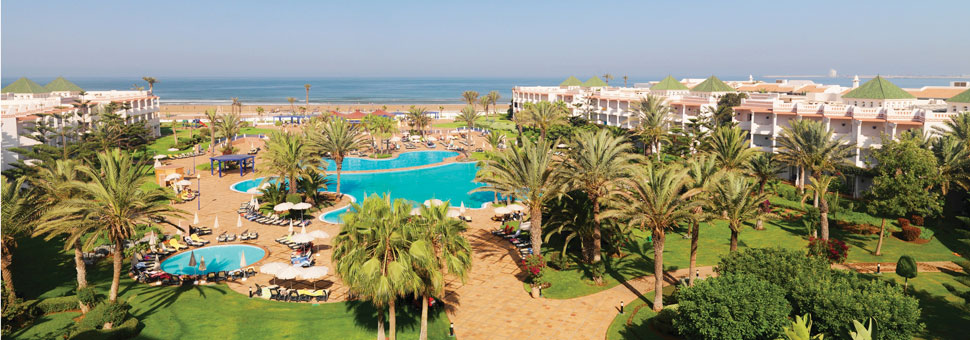 All Inclusive Sun Holidays To Iberostar Founty Beach Hotel 4 Agadir