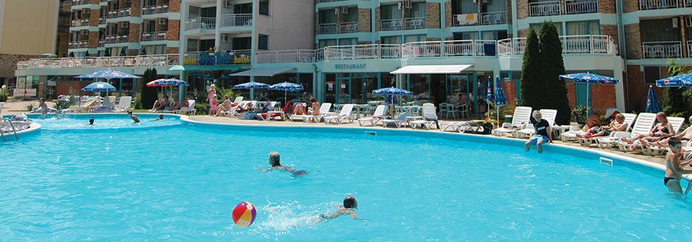 Delfin Hotel Holidays with Sunway