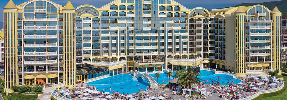 Victoria Palace Hotel Bulgaria Holidays Direct From