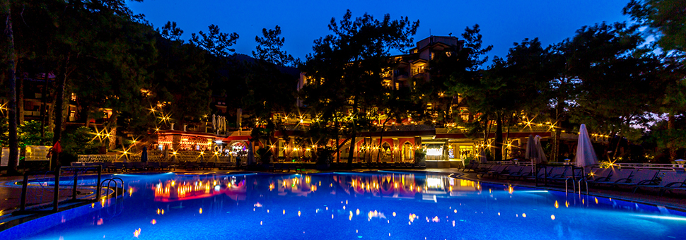 Grand Yazici Marmaris Palace Holidays with Sunway