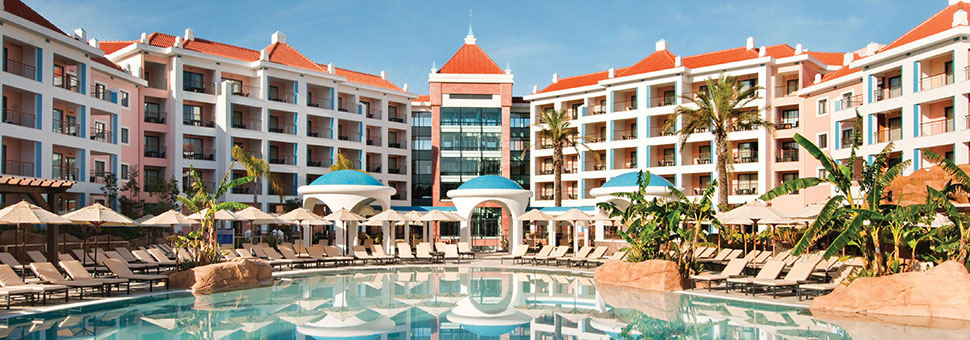Hilton Vilamoura As Cascatas Holidays with Sunway