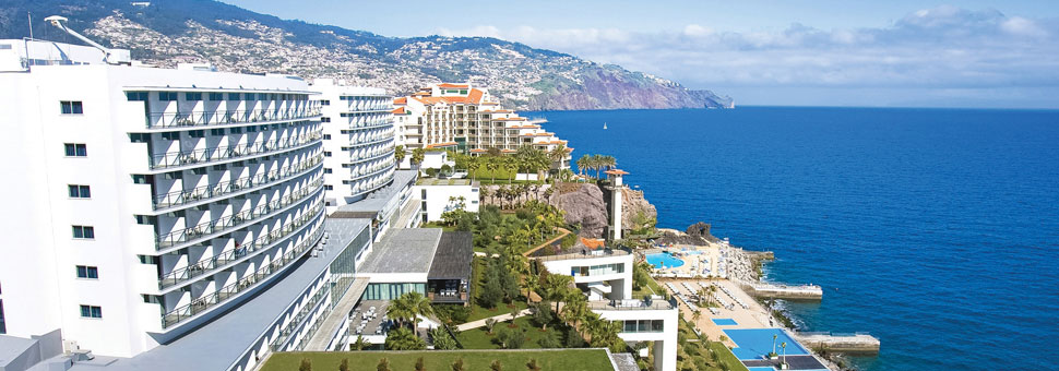 VIDAMAR Resorts Madeira Holidays with Sunway