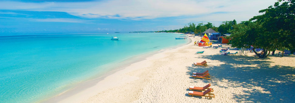 Grand Pineapple Beach Negril Holidays with Sunway
