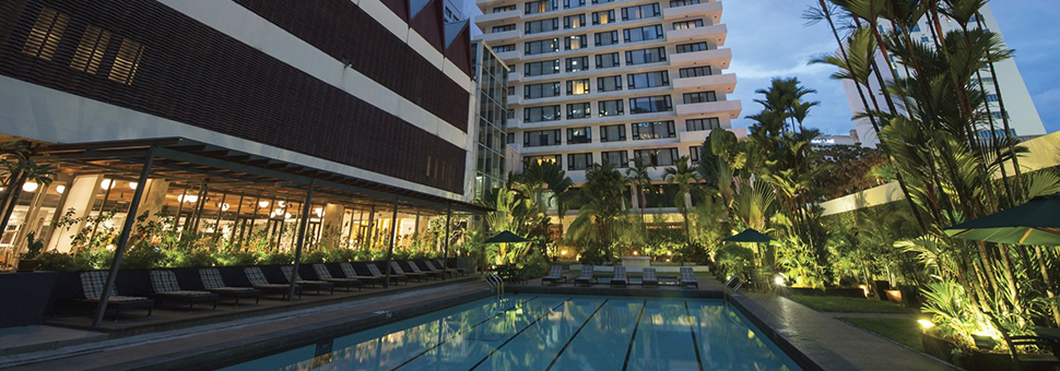 Capitol Hotel Holidays with Sunway