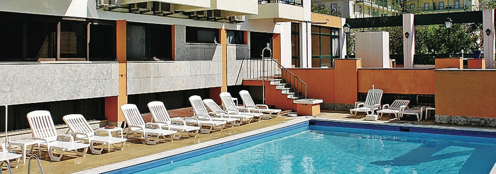 Saboia Estoril Hotel Holidays with Sunway