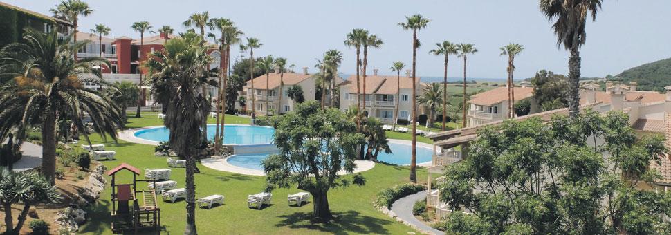 Hg jardin de menorca aparthotel menorca balearic islands for Hg jardin de menorca