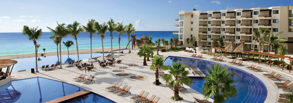 Dreams Riviera Cancun Resort & Spa Holidays with Sunway