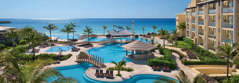 Now Jade Riviera Cancun Holidays with Sunway