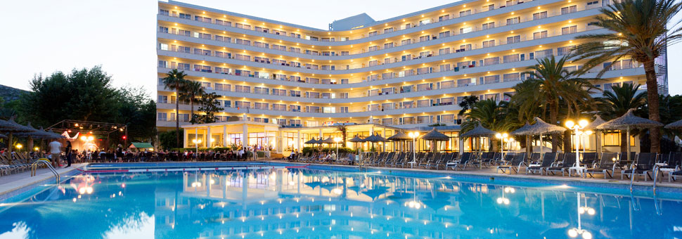 Fergus Style Pollensa Park & Spa Hotel Holidays with Sunway