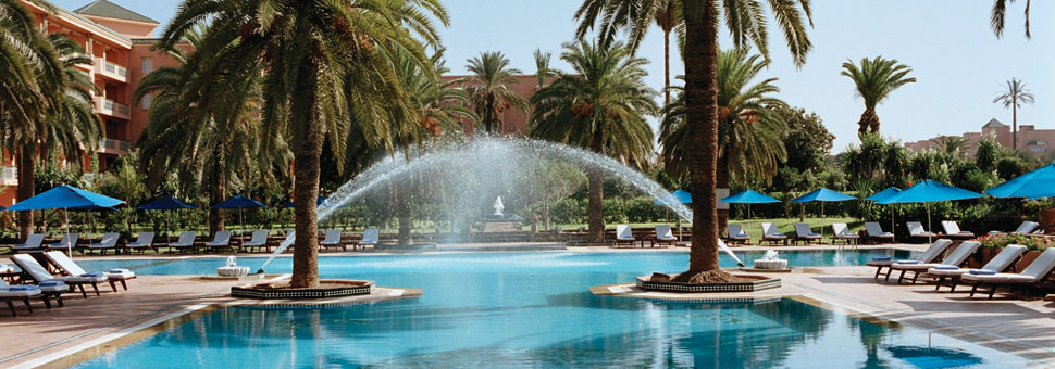 Sofitel Hotel Marrakech Holidays with Sunway