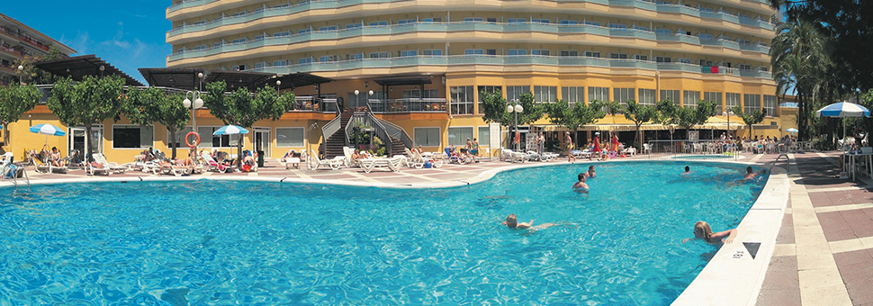 Medplaya Piramide Salou Holidays with Sunway