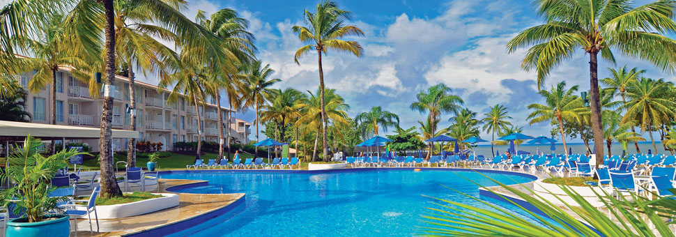 St James's Club Morgan Bay St Lucia Holidays with Sunway