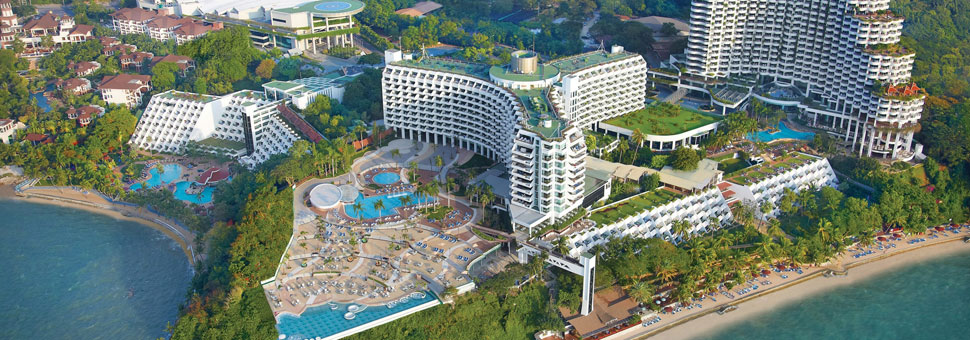 Royal Cliff Beach Resort Holidays with Sunway