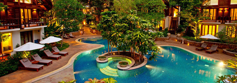 The Tubkaak Resort Holidays with Sunway