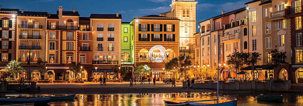 Loews Portofino Bay Hotel at Universal Orlando™ Holidays with Sunway