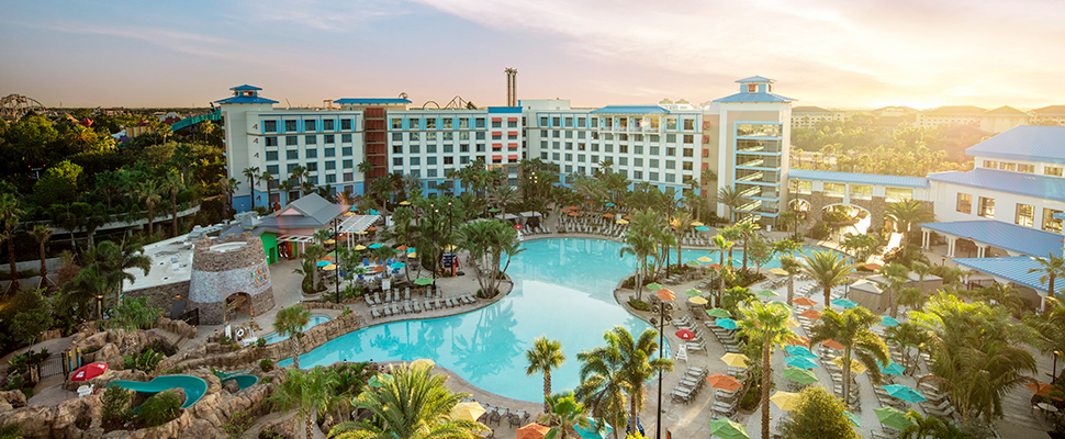 Loews Sapphire Falls Resort at Universal Orlando™ Holidays with Sunway