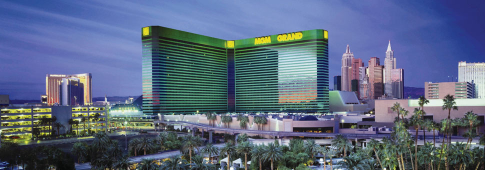 MGM Grand Las Vegas offers text alerts to consumers interested in receiving property discounts as well as event and information related to MGM Grand Las Vegas.