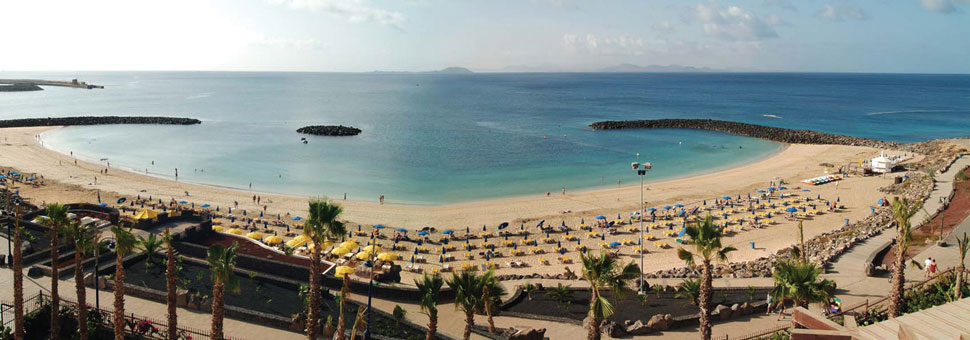 Sunway offer holidays to Playa Blanca, Lanzarote, Canaries