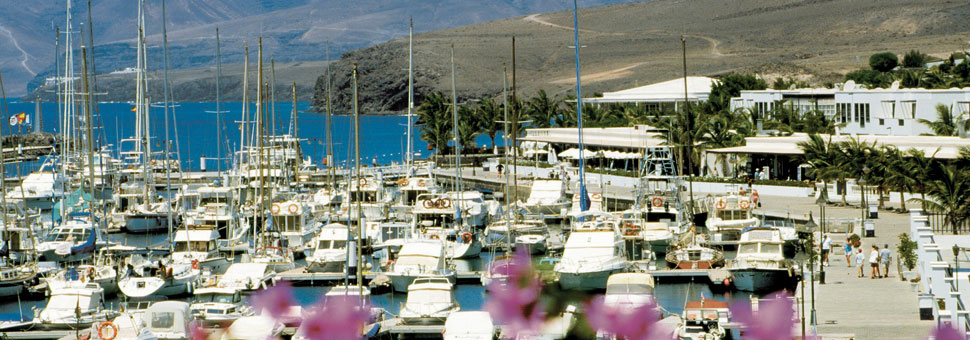 Sunway offer holidays to Puerto Calero, Lanzarote, Canaries