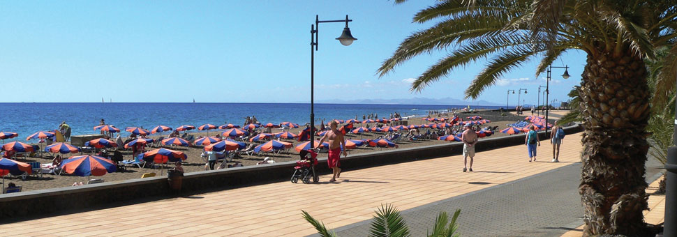 Sunway offer holidays to Matagorda, Lanzarote, Canaries