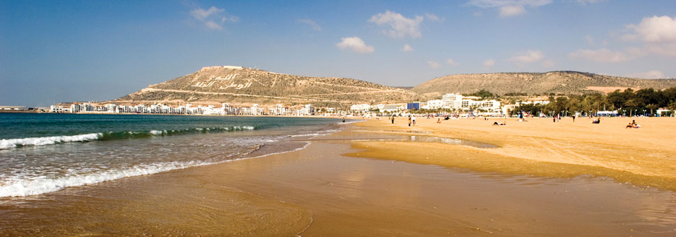 Sunway offer holidays to Agadir, Morocco