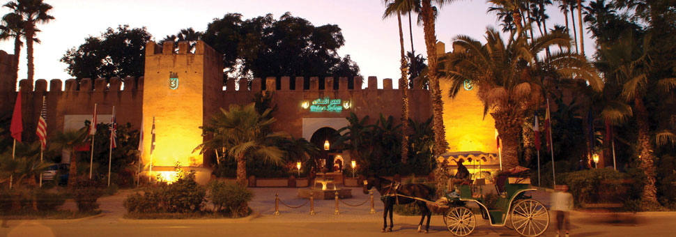 Sunway offer holidays to Taroudant, Morocco
