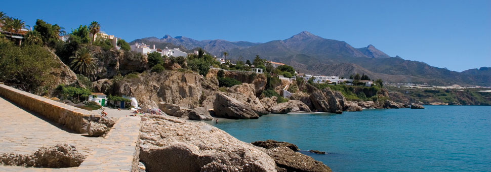 Sunway offer holidays to Nerja, Costa del Sol, Spain