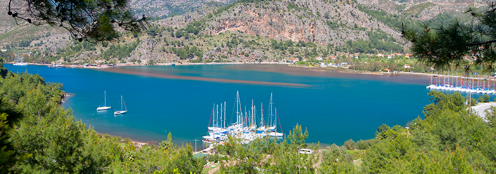 Sunway offer holidays to Marmaris, Turkey Dalaman
