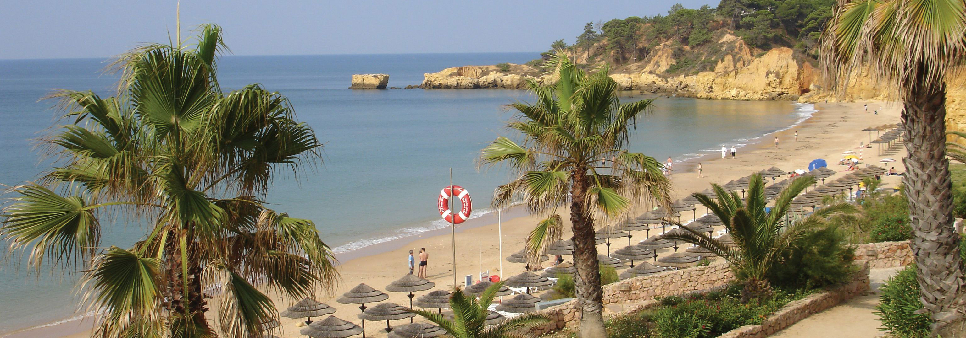 Sunway offer holidays to Santa Eulalia, Algarve, Portugal
