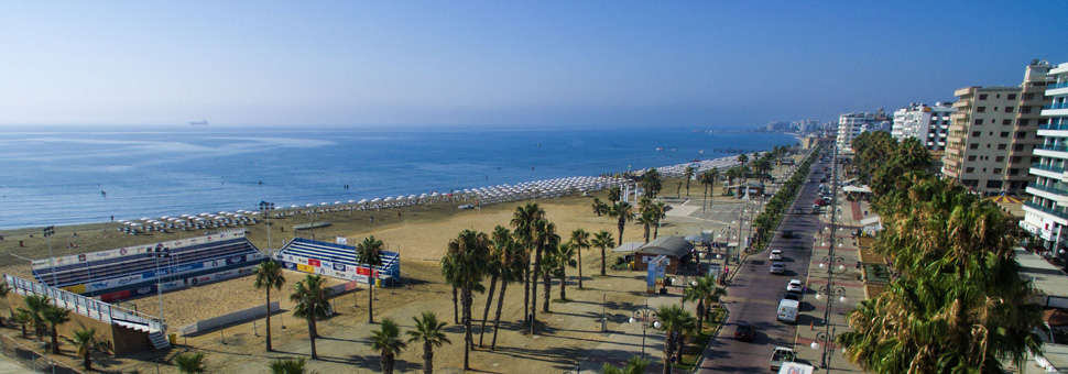 Sunway offer holidays to Larnaca, Cyprus