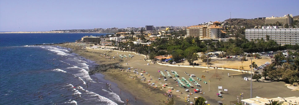 Sunway offer holidays to San Agustin, Gran Canaria, Canaries