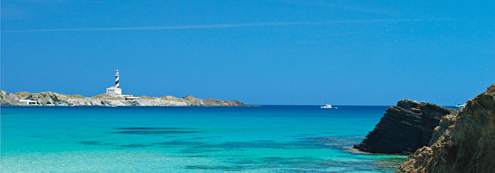 Sunway offer holidays to Cala Blanca, Menorca, Balearic Islands