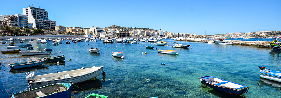 Sunway offer holidays to Bugibba, Malta