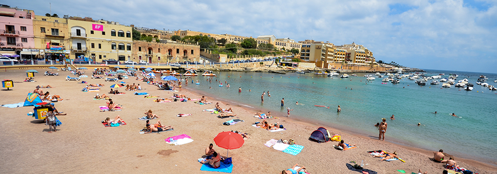 St  Julian's, Malta Holidays direct from Ireland with Sunway