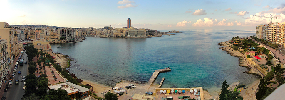 Sunway offer holidays to Sliema, Malta