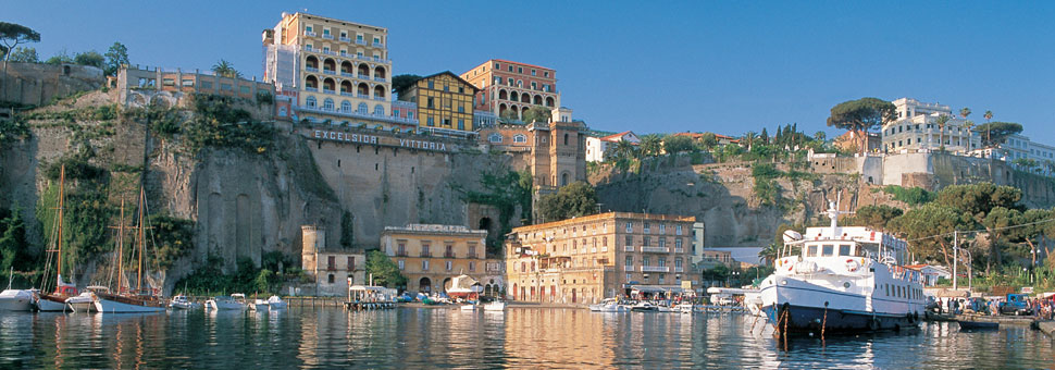 Sunway offer holidays to Sorrento, Sorrento, Positano, Capri and The Amalfi Coast