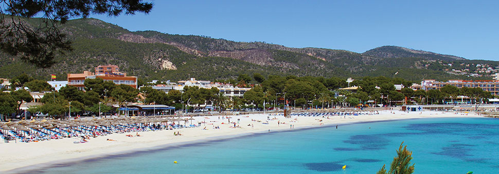 Sunway offer holidays to Santa Ponsa, Majorca, Balearic Islands