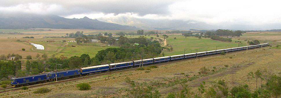 Sunway offer holidays to Luxury Rail Journeys, South Africa