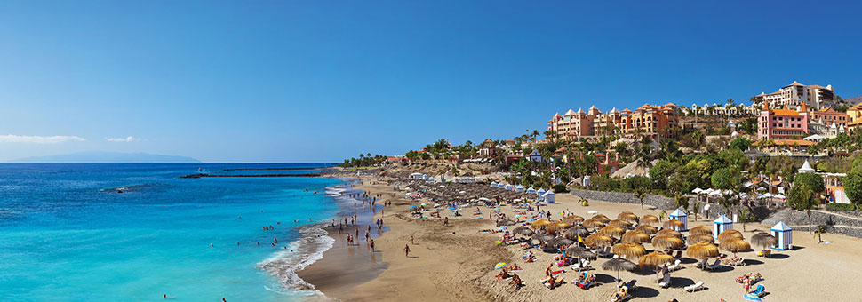 Sunway offer holidays to Costa Adeje, Tenerife, Canaries