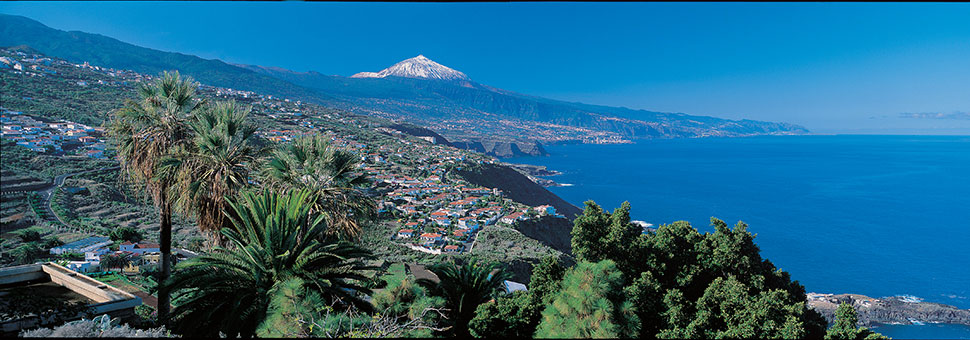 Sunway offer holidays to Puerto de la Cruz, Tenerife, Canaries