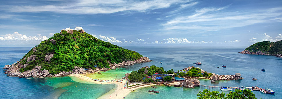 Sunway offer holidays to Thai Islands, Thailand