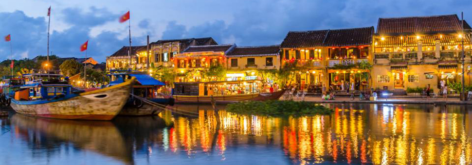 Sunway offer holidays to Hoi An, Vietnam