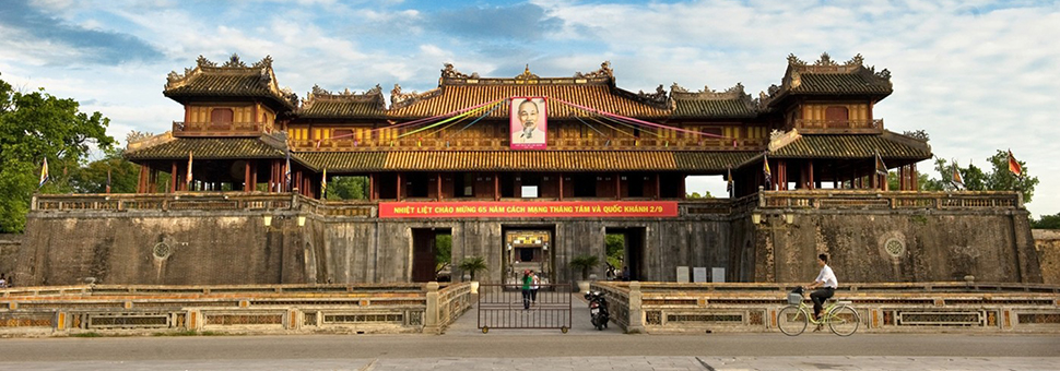 Sunway offer holidays to Hue, Vietnam