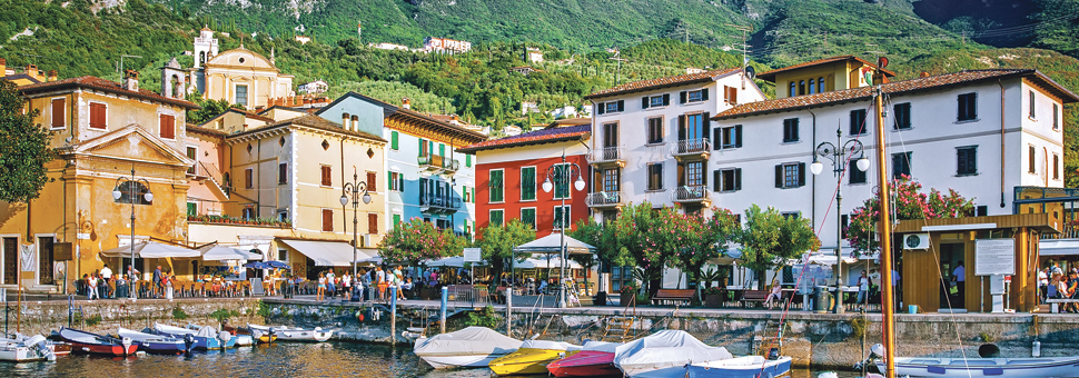 Sunway offer holidays to Malcesine, Lake Garda