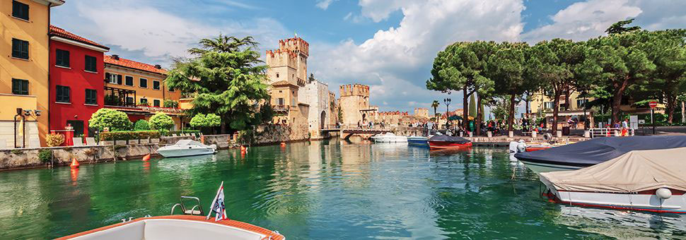 Sunway offer holidays to Sirmione, Lake Garda