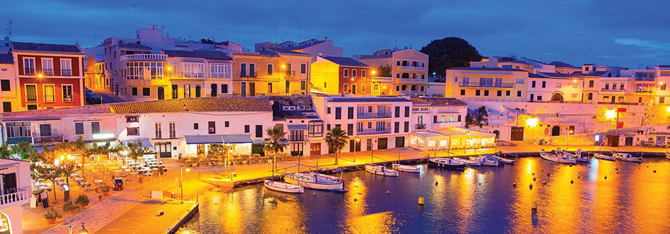 Book your Sunway holiday to Menorca, Balearic Islands