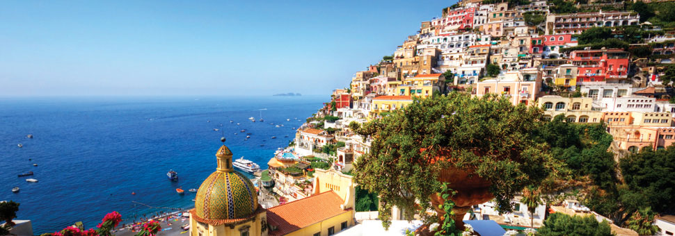 Book your Sunway holiday to Sorrento, Positano, Capri and The Amalfi Coast