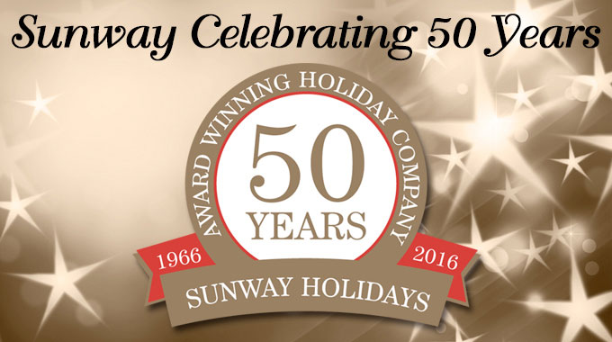 Sunway | Celebrating 50 Years